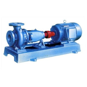 horizontal centrifugal water pump for mining use