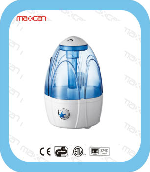 3.7L Blue Ultrasonic Cool Mist Home Air Humidifier