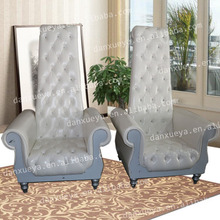 Danxueya- king and queen luxury throne chairs for sale