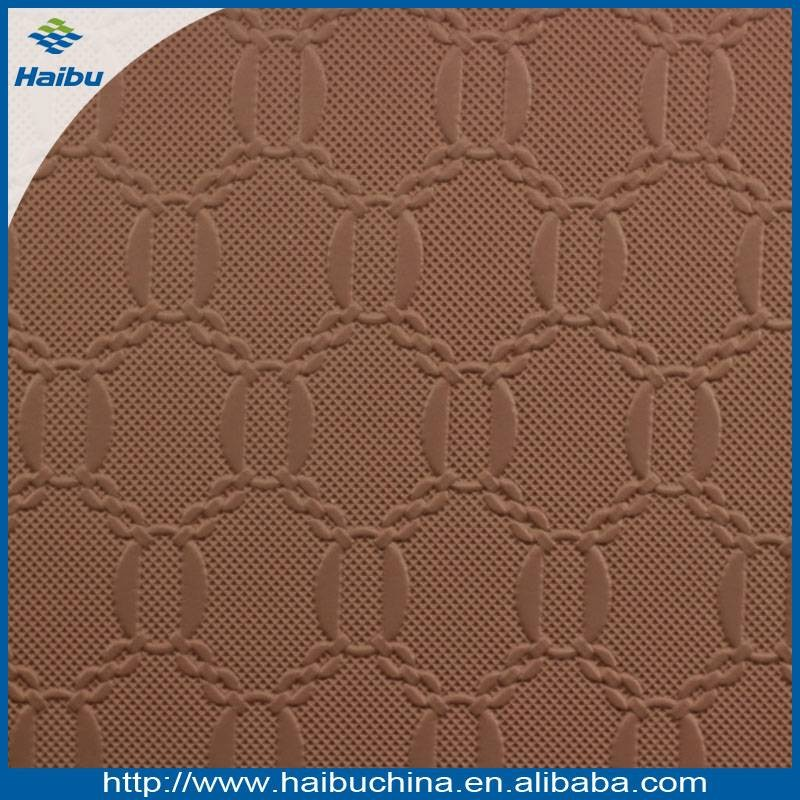 wholesale leather material for belt leather findings china synthetic leather industry
