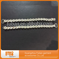 Wholesale 29cm long crystal Rhinestone Bikini Connector for Competition Posting Bikini