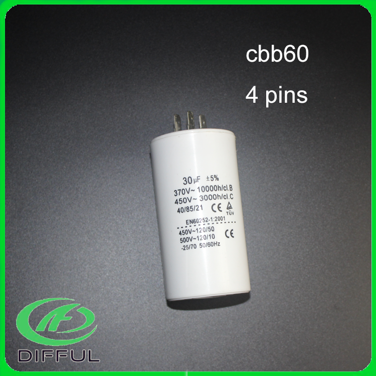 cbb60 110v 40/85/21 pp film capacitors