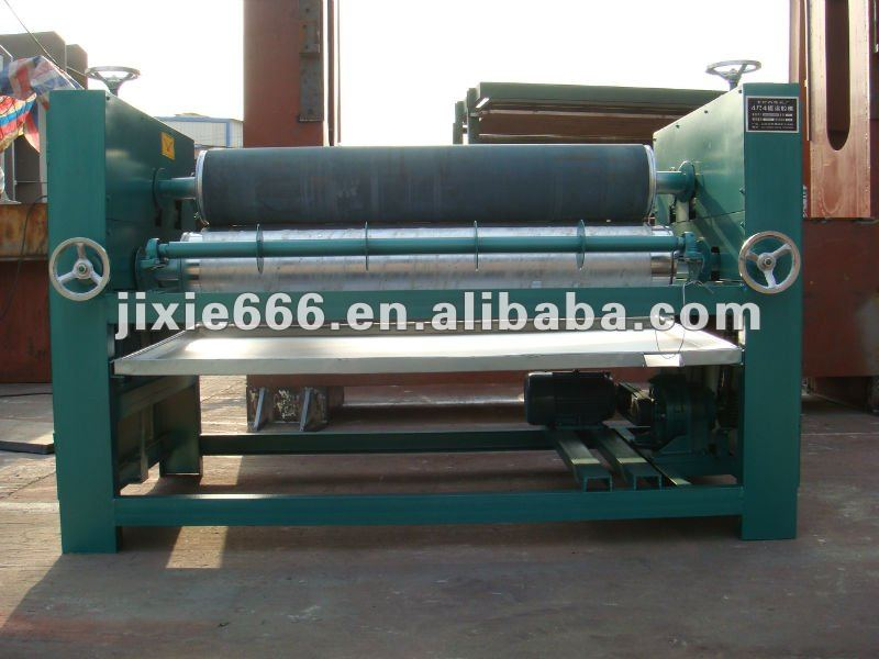 1400mm 4 Rollers glue speader machine
