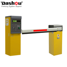 Classical Design Intelligent Tieckt Dispensing Parking Facility with RFID Reader