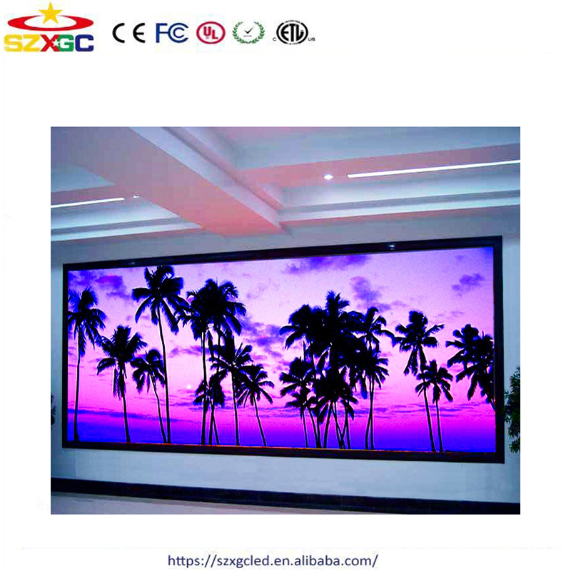 indoor video adverting rental led display advertising board illuminated dance floor screen/panel