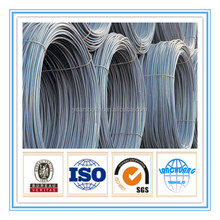 6.5mm Steel Wire Rod In Coils