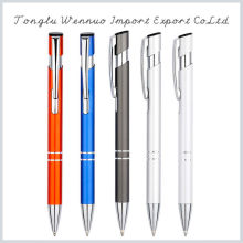 2015 novel design folding metal pen