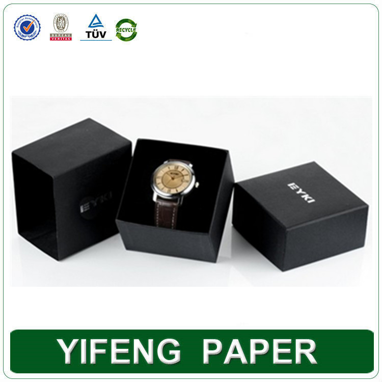 Hot sale fancy branded name bulk personalized unique seiko men's wrist custom watch box