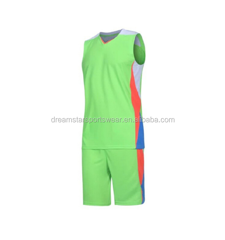 Thai Jersey Sublimation Logo Top Breathable Basketball Uniforms