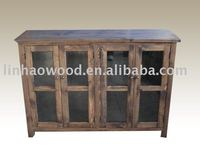 Home Furniture Made of Pinewood Antique Style Customized Design are Welcomed