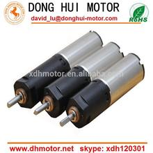 dc micro 2.4v 10mm gear motor for linear actuator