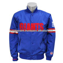 Satin Varsity Jackets / Custom Satin Jackets / Polyester Varsity Jackets From Pakistan