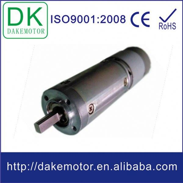diameter 28mm dc planetary motor advertising light boxes gear motor