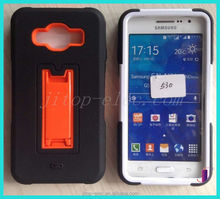 Protective Rugged Kickstand Holster Cover Case for Samsung Galaxy Grand Prime