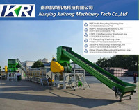 CE Pet Bottle Crushing Line,Plastic Recycling Crusher,plastic bottle recycling machine