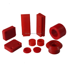 custom injection molding plastic parts PU parts rubber part