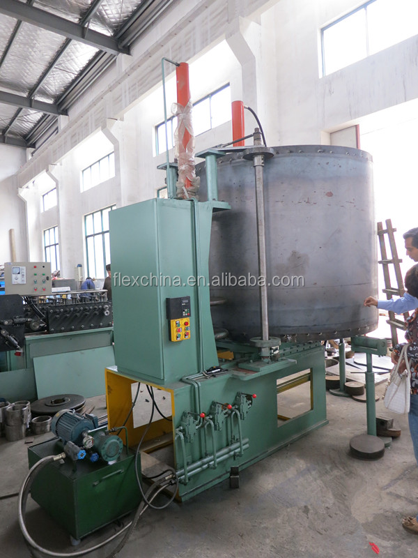 Customized Bellow Welding Forming Machine