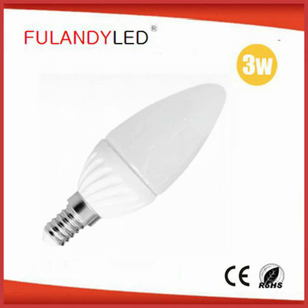 led lamp e14 220v e14 12v 5w light bulb 3w cree e14 led candle light