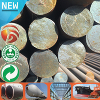Solid Round Bar Steel Rod steel bar manufacturing process Big Diameter and Minimum sizes of hot rolled plain steel bar