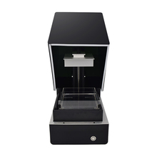 High resolution SLA 3D printer for jewelry prototyping