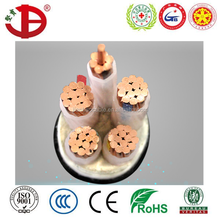 Electrical wire manufacturer 150mm 4 core armoured cable XLPE 11kV 33kV power cable price