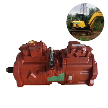 China sh120-z3 control valve sh120c2 hydraulic pump