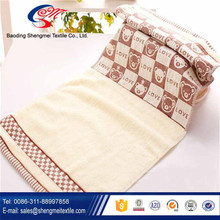 Premium quality and soft 100% organic cotton towel