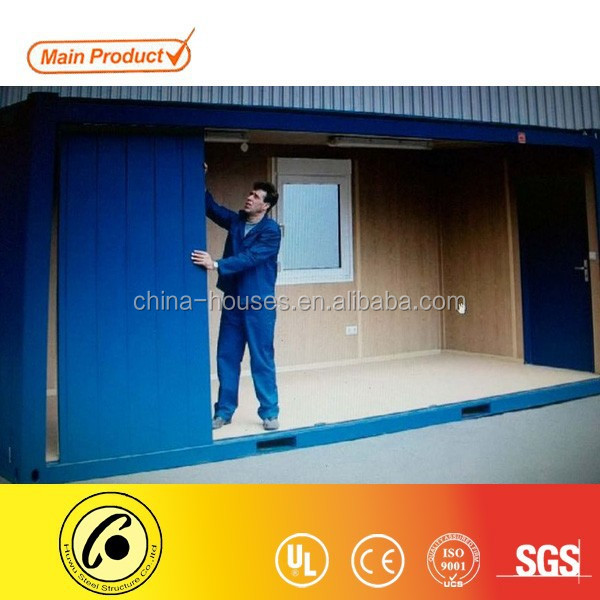 customized color and size mobile house