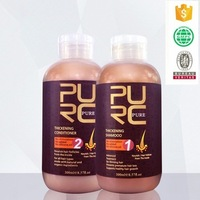 Hair liquid shampoo have ginger ingredient GMPC high quality keep hair growth best effect