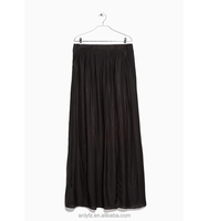 casual traditional textured flowy designer Long skirt