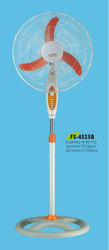"18""stand fan with ox blades"