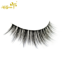 Hollyren Custom Packaging 3D Synthetic False Eyelashes