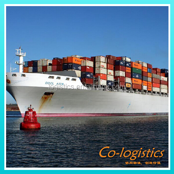 sea freight from China to Ho Chi Minh shipping container