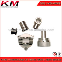 China Custom Fabrication Service Aluminum Cnc