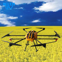 WELKIN1527 Hot Selling Waterproof Helicopter Drone For Agriculture