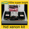 top quality &super bright xenon hid kit china manufacturer 100 watt hid xenon kit