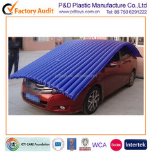 PVC inflatable car automobile UV hail proof protection cover