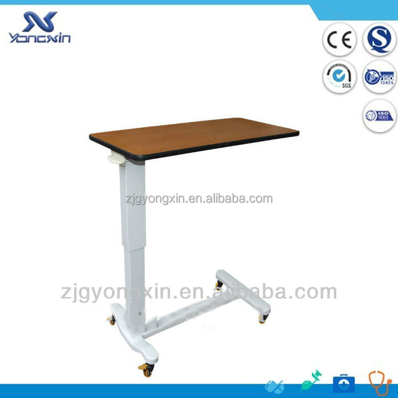 luxurious lifting overbed table (YXZ-022)