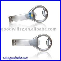 Muti-Functional Bottle Opener USB 2.0