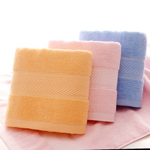Cheap price and 100 % cotton pure color bath towels with good quality