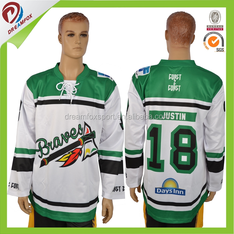 2017 wholesales design sublimation blank hockey hoodies customized cheap hockey hoodie jersey