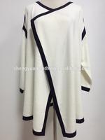 Good price women long sleeve fancy sequin yarn dress sweater 2016 fall/winter