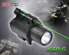 High power green laser night vision hunting tactical flashlight (JGSD-G)
