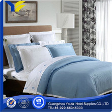 full bed 2014100% linen short plush printing bed sets