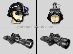 Wholesale worldwide hot selling OHB helmet type night vision scope Gen2+ red dot sight