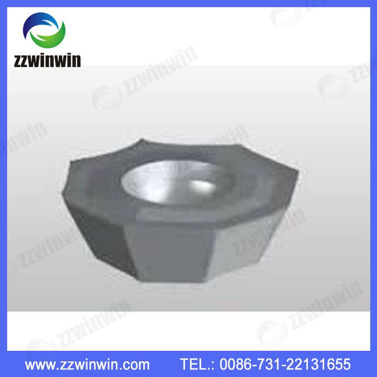 China Manufactur Tungsten Carbide Indexable Turning Inserts, Cemented Carbide Carbide Thread Milling Insert