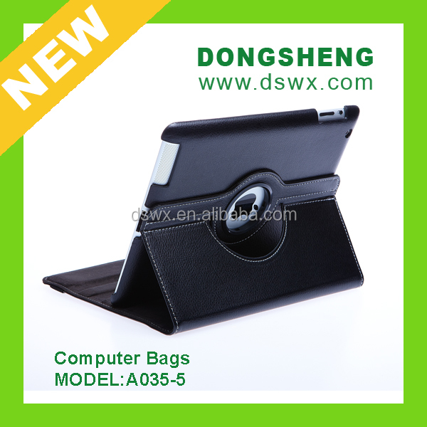 wholesales OEM leather sleeve case for apple ipad air tablet leather sleeve factory wholesale