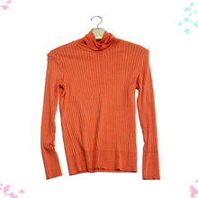High Fashion Fancy Winter Western Style Check Design Knit Sweater For Young Girls