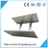 made in china hdg steel ladder type cable tray system small size light weight lowest price