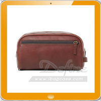 Fashion Premium Leather Cosmetic Bag